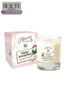 Patisserie De Bain Winter Wonderland Candle