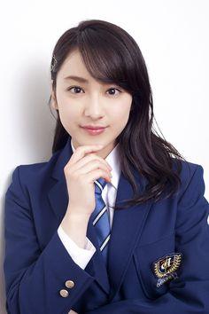 平祐奈 Japan School Uniform, School Girl Japan, High School Girls, Japanese Beauty, Asian Beauty, Cute Asian Girls, Cute Girls, Japanese Uniform, Cute Japanese Girl