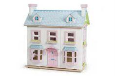 små piger elsker dukkehuse hvilket gør det til en perfekt julegaveide | Shopsites.dk