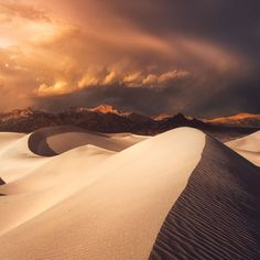 A dramatic shot of Death Valley helped earn Ted Gore the title of U.S.A. Landscape Photographer of the Year.