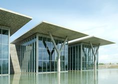 The Modern Art Museum of Fortworth, Tadao Ando