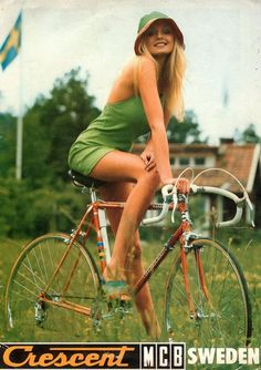 perfectly practical biking attire. I wish it were sunny so I could go riding!