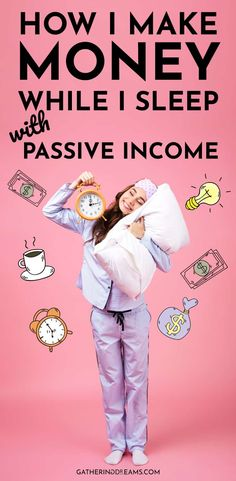 The best Passive Income Ideas for 2018 to Make Money While You Sleep! These are real ways for you to make money and escape the rat race. Check out these ideas to make extra money and increase your wealth! make money online Earn Money Online, Make Money Blogging, Money Tips, Blogging Ideas, Online Jobs, Money Hacks, Online Income, Inbound Marketing, Affiliate Marketing