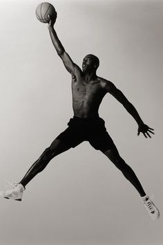 Michael Jordan, NBA legend. He has received 5 MVP awards, 10 All-NBA First Team…