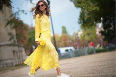 10 prendas amarillas para este verano