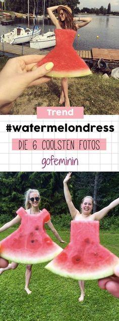 #watermelondress ist der angesagteste Wassermelone-Trend des Jahres!