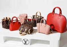 Louis Vuitton Nano miniature bags