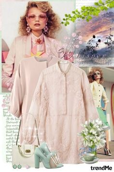 Spring whispers... from Lady Di ♕  - trendme.net