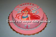 #Torta Bloom #Bloom cake #Bloom #Winx