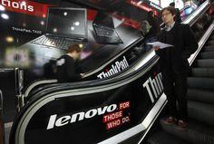 Summary Box: Lenovo 3Q profit up, warns on disks