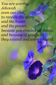 Rev. 4:11