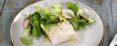 This poached cod dish is a great recipe to add to your repertoire!