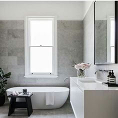 A collection of gorgeous master bathroom home design and home decor pins. I am hoping this board inspires one to create your dream master bathroom. Laundry In Bathroom, Traditional Bathroom, House, House Bathroom, Bathroom Interior Design, Home, Bathroom Renovations, Bathroom Decor, Beautiful Bathrooms