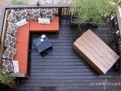 beamCouch - outdoor sectional couch