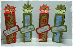 * L for little gifts bei ABC Christmas Challenge *