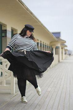 * Les planches de Deauville * « Le blog mode de Stéphanie Zwicky/ always Reblog or Repin Ms. Stephanie