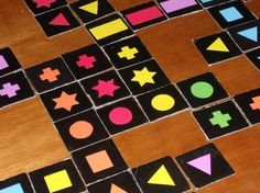 Today, I'd like to share pictures and explanations on how to build your own Qwirkle game. This is a game that has won several awards including the Mensa award (hey, I didn't know they a…