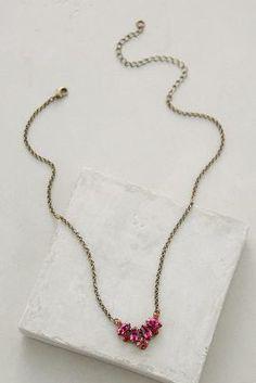 Sorrelli Sparkled Crest Necklace #anthrofave