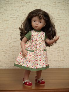 Еще минушки / Sylvia Natterer, Сильвия Наттерер. Коллекционно-игровые куклы / Бэйбики. Куклы фото. Одежда для кукол