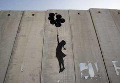 #banksy #palestine