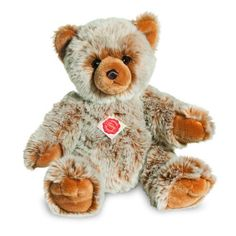 Hermann 90950 Teddy Bear Sitting 4 way Jointed with Growler