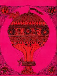 Murray Tinkelman, Metronome magazine, 1960 1540×2048 пикс