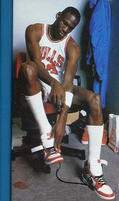 Not a Bulls fan, but gotta admit...the best player to come into the NBA so far!
