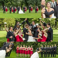 Wedding Photography - Wedding Party | Woodstock, Ontario | Craigowan Oxford Golf & Country Club | Roman Hidalgo Photography