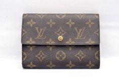Louis-Vuitton-Monogram-Porte-Tresor-Trifold-Womens-Wallet