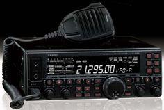 My new (to me) FT-450 radio