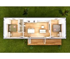 Prefab Container Modular Home San Marino Elevation Maybe When We Find The Right Spot Need
