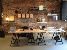 Creative office space work-space