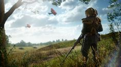 Charts: Battlefield 1 knocks FIFA 17 off of top spot Tom Wlaschiha, Battlefield 1 Game, Christmas Truce, Electronic Arts, World Of Tomorrow, Toms, Gears Of War, First Person Shooter, Comic Games