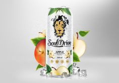 Soul Drive Natural Energy Drink on Packaging of the World - Creative Package Design Gallery