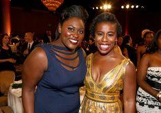 Uzo Aduba and Danielle Brooks