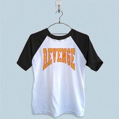 7526bef8a226 Raglan T-Shirt - Drake Summer Sixteen Tour Revenge