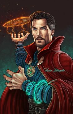 I did this fan art after watching the DOCTOR STRANGE, Awesome movie! Marvel Doctor Strange, Dr Strange, Doctor Strange Drawing, The Stranger, Marvel Avengers, Marvel Heroes, Marvel Characters, Marvel Movies, Marvel Universe
