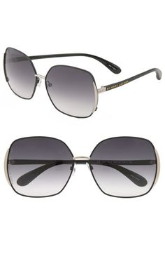 MARC BY MARC JACOBS Vintage Inspired Oversized Sunglasses | Nordstrom
