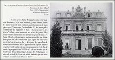 voir le très beau catalogue  de l'exposition consacrée à Marie Bonaparte; musée des Aveline de Saint-Cloud.Septembre 2010