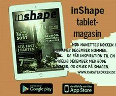 Inshape magasin og Nanettes køkken
