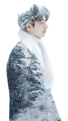 Goblin Korean Drama Wallpaper, Gong Yoo Goblin Wallpaper, Goblin Kdrama Fanart, Goblin Kdrama Funny, Gong Yoo Shirtless, Goblin The Lonely And Great God, Goblin Gong Yoo, Korean Drama Quotes, Yoo Gong