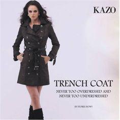 Trench Coat fever