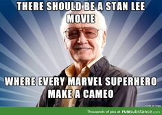 Marvel, if you're reading this. Please?
