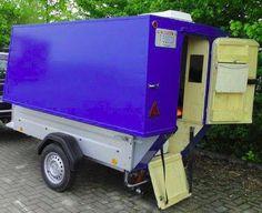 diy mini camper mini wohnwagen absetzkabine tear drop wohnwagen mini. Black Bedroom Furniture Sets. Home Design Ideas