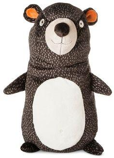 Pillowfort Stuffed Bear Character Throw Pillow