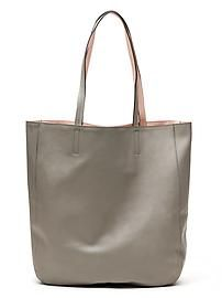 Reversible Soft Tote