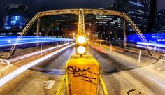 If you've never shot light trails before, start with Darren Rowse's excellent article How to Shoot Light Trails. Once you're comfortable with the basics, here are five advanced tips for creating your own unique light trail photography. 1. Go big or go home You don't want an image with tiny light trails. You want big, …