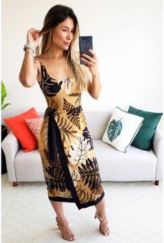 Day Dresses, Summer Dresses, Vestidos Plus Size, Ideias Fashion, Girl Outfits, Boutique, Clothes For Women, Womens Fashion, Design