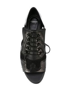 Givenchy cut-out brogues