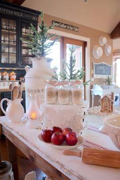 Kitchen Decor #farmhousedecor #farmhousestyle